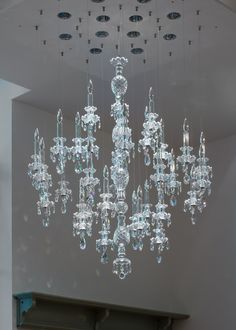 Balance Chandelier, Cloud Configuration Great Room Bedroom Dining Contemporary Modern by Windfall Contemporary Crystal Lighting Contemporary Furniture, Modern Contemporary, Luxury Hotel Design, Light Art Installation, Chandelier Lighting, Chandeliers, Elegant Homes, Interior Lighting, Ceiling Lights