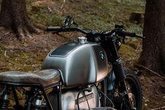 An immaculate BMW R90 resto-mod from Kontrast Kreations of Switzerland. - Bike EXIF