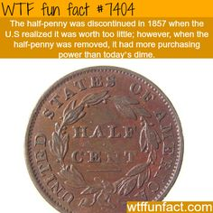Why the one cent is useless and should be discontinued - FACTS