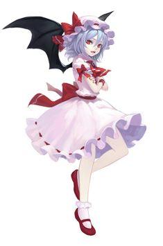 Rémilia scarlet