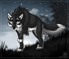 Hydrox by TaniDaReal on DeviantArt | Anime Wolves | Pinterest | My ...
