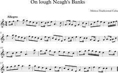 On Lough Neagh`s Banks. Canción Tradicional Celta.