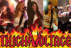 AC/DC TRIBUTE...THIGH VOLTAGE @ HOUSE OF BLUES