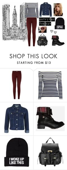 """""""Too cool for you"""" by directioner1608 ❤ liked on Polyvore featuring dVb Victoria Beckham, H&M, Topshop, DailyLook, NLY Accessories, Aspinal of London, Maybelline and Express"""