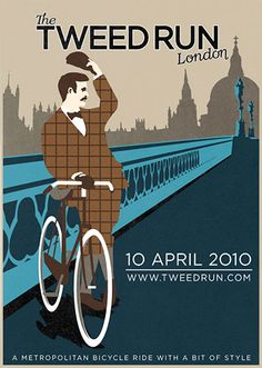 2010 tweed run....my future husband was probably there. This. Is. Incredible!!!!