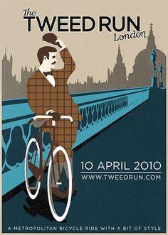 tweed run-london-poster..
