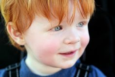 if i don't have a ginger child, so help me god..