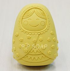 SDONG Doll S176 Craft Art Silicone Soap mold Craft Molds DIY Handmade soap molds ** See this great product.