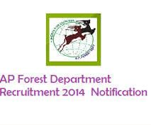 AP Forest Department Recruitment 2014 apfdrt.org Forest Section Officer Assistant Beat Officer Jobs: Government of Andhra Pradesh has decided to proclaim the jobs for the Andhra Pradesh Forest Department Recruitment 2014. Aspirants who have waiting for the govt jobs specially for the ap forest department jobs has got a good news that recently official ap forest department jobs notification 2014
