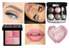 """""""make up 3"""" by danielle-mokrzecki on Polyvore featuring beauty, Sephora Collection, Givenchy and Chanel"""