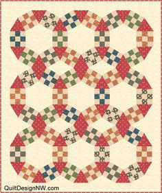 Jacks Chain Improved pattern - No Y-seams! ...cute pattern but I like y-seams.