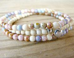 bracelets by Judy on Etsy