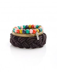 #JewelMint, Back to Tulum Bracelets, December 2011 Collection, http://jmnt.me/ox5eyR, $29.99