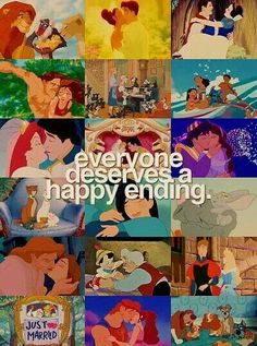 Everyone Deserves a happy ending