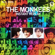 1969 The Monkees - Instant Replay