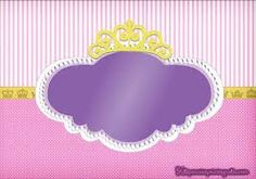 Resultado de imagen para corona de la princesa sofia Rapunzel, Sofia Party, Baptism Party, Sofia The First, Aesthetic Stickers, Princesas Disney, 1st Birthday Parties, Clip Art, Printables