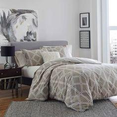City Scene Mason Cotton Duvet Cover Set - 18803755 - Overstock.com Shopping - Great Deals on City Scene Duvet Covers