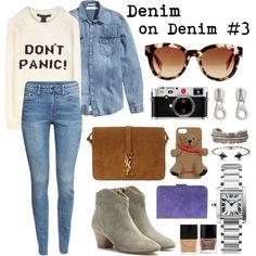 Denim on Denim #3