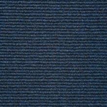 Burmatex Academy Heavy Contract Cord Carpet Tiles Repton Blue 11811
