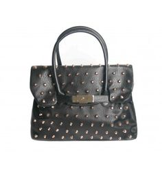 Mangano icon embossed bag with front buckle.   http://shop.mangano.com/en/donna/16438-borsa-skully-bag-548-borc-oro.html  #fashion #bag