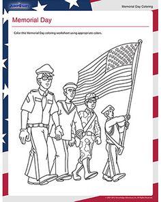 Free Printable Memorial Day Crossword