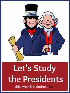 {American History} Studying Presidents 4-10 with my 5th Grader