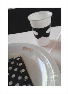 Vasos Personalizados #birthday #cumpleaños #elzorro #party #kit