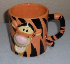 I want even though I have a similar one, can never have too much Tigger