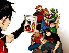 Resultado de imagem para young justice character designs megan