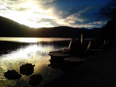 Die Ordnung schafft der Himmel! River, Celestial, Sunset, Outdoor, Getting Organized, Heavens, Outdoors, Sunsets, Outdoor Games