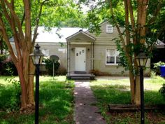 Great home needs some updating and TLC. Awesome Location. Great layout and a nice yard.