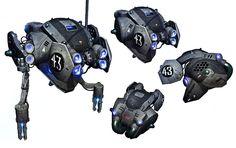 COG Builderbot from Gears of War