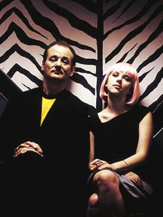 Lost in Translation... one of my favorite movies of all time <3