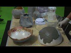 YouTube Plaster Art, Kitsch, Diy Crafts, Youtube, Gardening, Make Your Own, Lawn And Garden, Homemade, Craft