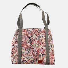 Shopper. Free pattern via Stoff&Stil