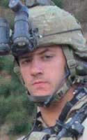 Army Sgt. Alessandro L. Plutino  Died August 8, 2011 Serving During Operation Enduring Freedom  28, of Pitman, N.J.; assigned to 1st Battalion, 75th Ranger Regiment, Hunter Army Airfield, Ga.; died Aug. 8 in Paktya province, Afghanistan, of wounds suffered when insurgents attacked his unit using small arms fire.
