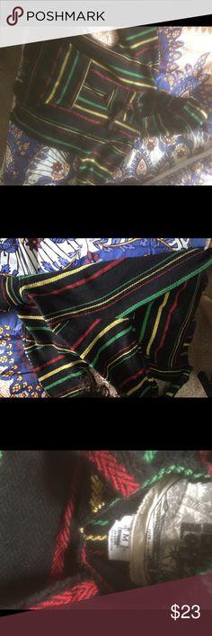rasta colored drug rug rasta colored drug rug!<3 may run a lil small Jackets & Coats