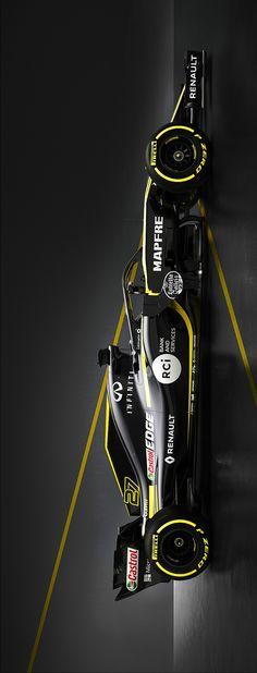 (°!°) 2018 Renault RS18 Formula 1