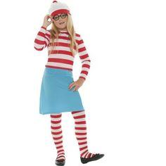 d4fa8be78b4e Udklædning til børn · Meget sød find Holger pige udklædning.  findholger   temafest  kostume Gruppekostumer
