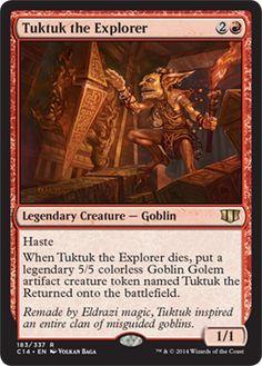 Legendary Creature - Goblin