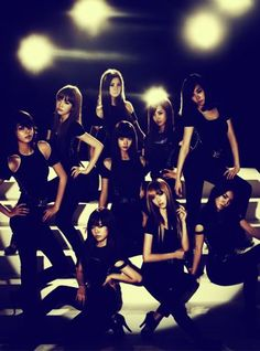 run devil run.......... has to be my favorite era of snsd especially with sica's blonde hair