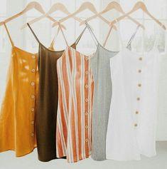 𝚙𝚒𝚗𝚝𝚎𝚛𝚎𝚜𝚝: ✰𝚊𝚗𝚗𝚊𝚐𝚛𝚊𝚌𝚎𝚊𝚜𝚋𝚞𝚛𝚢✰ - stylin' and inspiring♛ - Mode Look Fashion, Teen Fashion, Fashion Outfits, Fashion Images, Fashion Trends, Fashion Design, Fashion 2018, Spring Fashion, Cute Dresses
