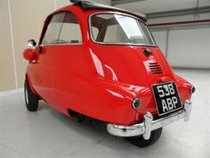 1960 BMW Isetta 300 For Sale, (Car: advert number 219623) | ClassicCarsForSale.co.uk