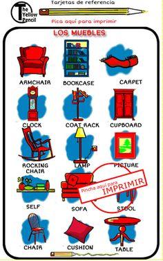 Habla ingl s ya los electrodom sticos en ingl s cosas - Muebles los pepotes ...