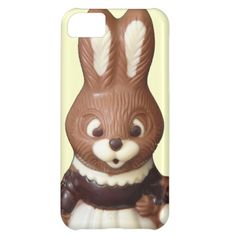 #EasterBunny #3D #iPhone 5 #Case #PhoneCase #HapyyEaster