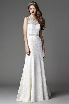 After Six Wedding Dress 1048 | Bridal | After Six | StyleMePretty | Lookbook