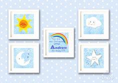Láminas infantiles personalizadas. Personalised newborn prints.  #bebes #niños #baby #kidsroom #babiesroomdecor #infantil #babyshower #nacimiento #laminas #decoracion #prints #nursery @elmundodeanuk