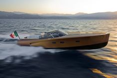 it is summer here in the northern hemisphere and so thoughts of water and, well, yachts like Maxi Dolphin MD 51 Power