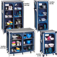 Camping Cupboards JumBox NG - Falle GmbH - Freizeit Sport Campingwelt
