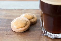 Snack Time - Coffee and Peanut Butter